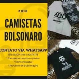 Camisetas Bolsonaro