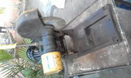 Maquina policorte para ferro