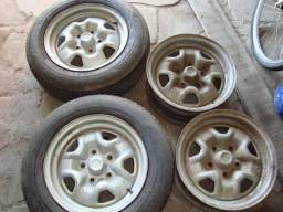 Roda Opala Caravan Maverick Dodge