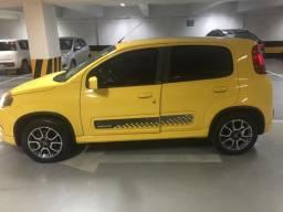 Fiat Uno Sporting 1.4 (venda ou troca) - 2013