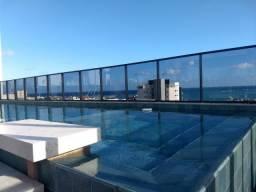 Apartamento à venda com 1 dormitórios em Ponta verde, Maceió cod:69