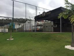 Campo de futebol society + bar + escolinha