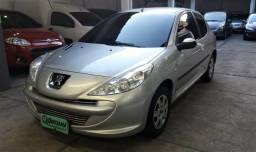 Peugeot 207 XR 1.4 Flex - 2012