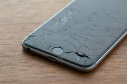 Tela touch e display iPhone 5 e 5S - 6 meses de Garantia