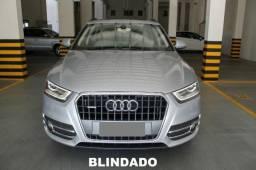 Audi Q3 2015 Blindado - 2015