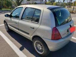 Renault clio rl 1.0 c/ ar condicionado 2001 ( financio ent. 2.900) - 2001