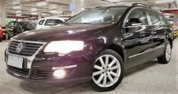 Vw - Volkswagen Passat Variant 2.0 FSI 2007, Aut, conservadíssimo e único dono! - 2007