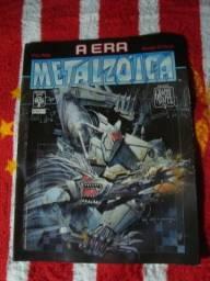 Gibi/Hq - A Era Metalzóica - Graphic Novel n.9 - Março 89