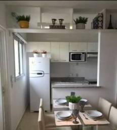 Apartamento pronto para morar financie até 100% com até zero de entrada