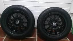 Barbada - Rodas 14 com pneus 185/60