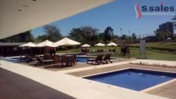Terreno à venda em Alphaville brasília, Cidade ocidental cod:TE00042