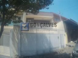 Casa à venda com 3 dormitórios em Bairro assunçao, Sao bernardo do campo cod:1030-1-125984