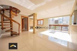 Cobertura com 3 dormitórios para alugar, 208 m² por R$ 5.500,00/mês - Bela Vista - Porto A