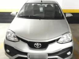 Toyota Etios 1.5 platinum - 2017