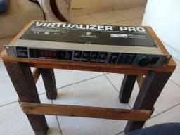 PROCESSADOR EFEITOS 24 bit Virtualuzer Pro Não Troco Bragança Paulista SP