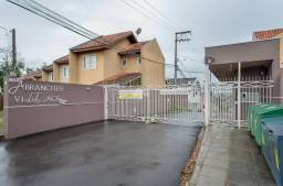 Casa de condomínio à venda com 2 dormitórios em Abranches, Curitiba cod:155753