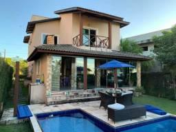 Ótima casa em condomínio de luxo no Cumbuco, frente ao Mar