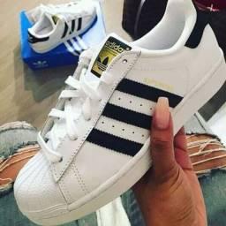 Tênis Adidas Superstar!!!