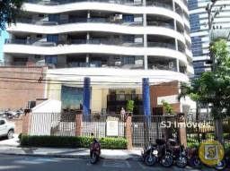 Apartamento para alugar com 3 dormitórios em Aldeota, Fortaleza cod:46213