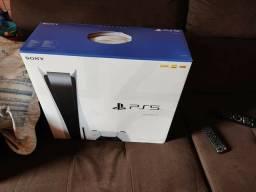 Playstation 5 versão leitor de cd