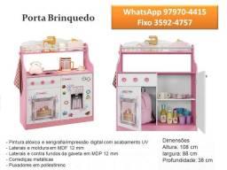 Porta brinquedos Kit 6185 - wpp 97970//4415 receba já!!!