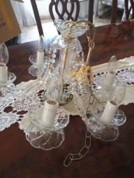 Lustre de cristal importado