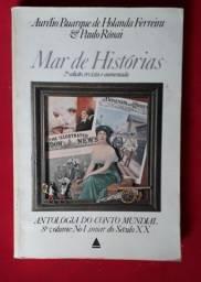 ´Mar de Histórias de Aurélio Buarque de Holanda e Paulo Rónai