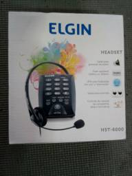 Telefone HEADSET Elgin HST-6000