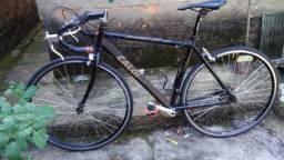 BICICLETA SPEED CALOI 10 ARO 700 - PRETA