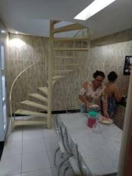 Apartamento duplex 7 comodos