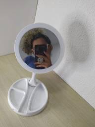 Espelho com led Gold