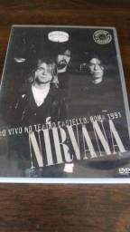 Dvd Nirvana Live Castello Roma 1991