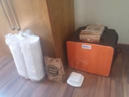 R$165,00 Mochila bag para delivery e embalagens para lanches