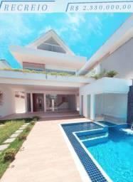 Recreio casa 5 quartos com piscina