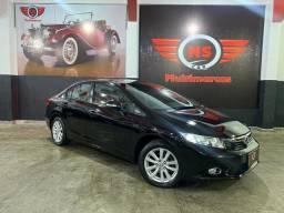 Honda Civic LXS 1.8 MT - 2012 - Entrada apartir de R$7 mil