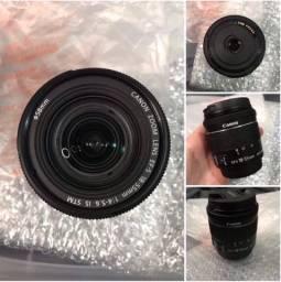lente 18 55mm canon