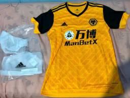 Camisa Wolverhampton