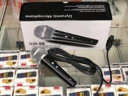 Microfone promoção ! - entrega gratis!