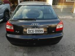 Vendo carcaça da Audi a3