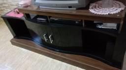 Vende_se um rack com TV.