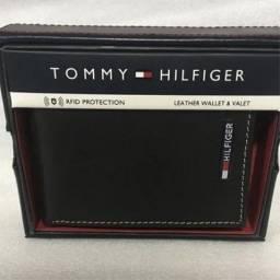 Carteira Tommy Hilfiger 31HP220032 Rfid Billfold 100% Original