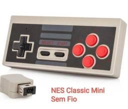 Controle sem fio NES Classic Mini
