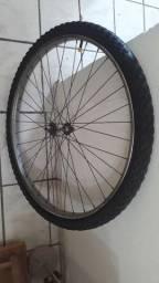 Rodas bicicleta barra forte
