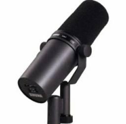 Microfone shure SM7B original dinâmico cardioide original