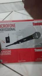 2 Microfones S/ fio