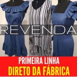 Revenda: Vestidos e Conjuntos Femininos Exclusivos de primeira linha