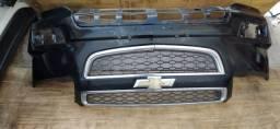 Parachoque Dianteiro Chevrolet S10  Com Furo De Milha.