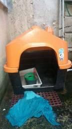 Casinha de cachorro -inhoaiba-R$120,00
