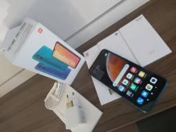 Xiaomi Mi 9a azul metálico, entrego e passo cartão
