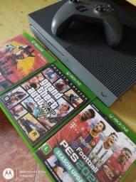Xbox one s edição limitada